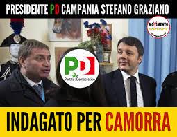 Graziano PD Indagato per camorra