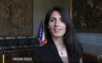 Virginia Raggi sindaca M5S Roma