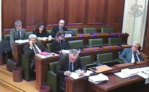 Commissione Lavoro Sergio Puglia Ministro Poletti