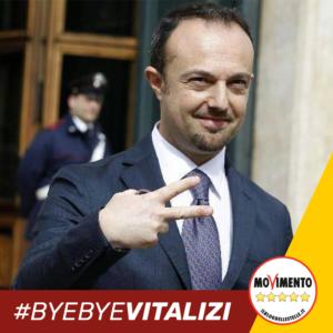 Sergio Puglia M5S Bye Bye Vitalizi