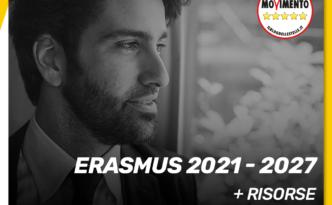 Erasmus 2021 2027 Più risorse