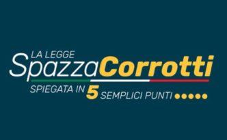 Legge Spazza Corrotti