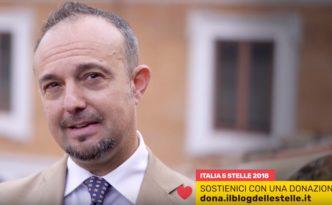 Sergio Puglia Italia 5 Stelle 2018
