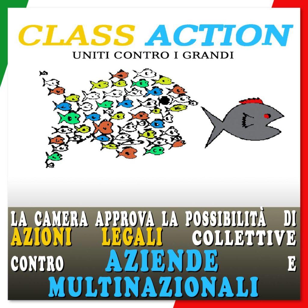 Class Action Uniti contro i grandi