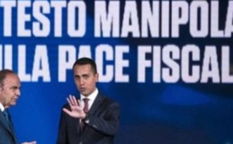 Di Maio Pace fiscale