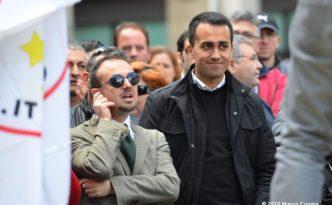 Sergio Puglia Luigi Di Maio