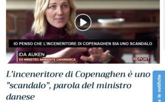 Inceneritore Copenaghen uno scandalo