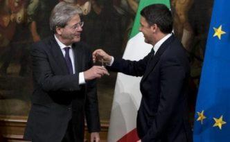 Renzi Gentiloni hanno messo l'Italia nei guai