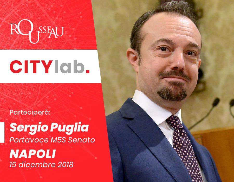 City Lab Napoli Sergio Puglia