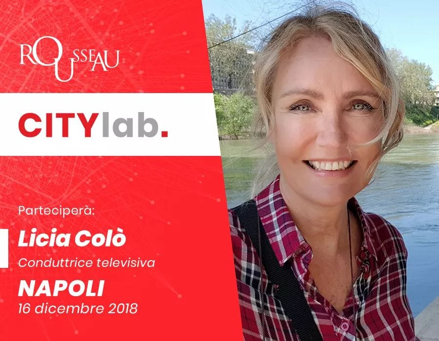Rosseau City Lab Napoli Licia Colò