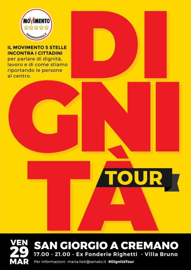 Dignità Tour San Giorgio a Cremano