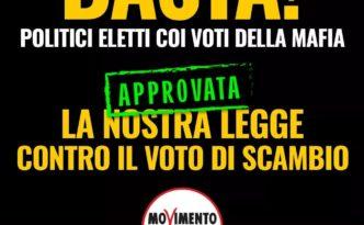 voti politico mafiosi